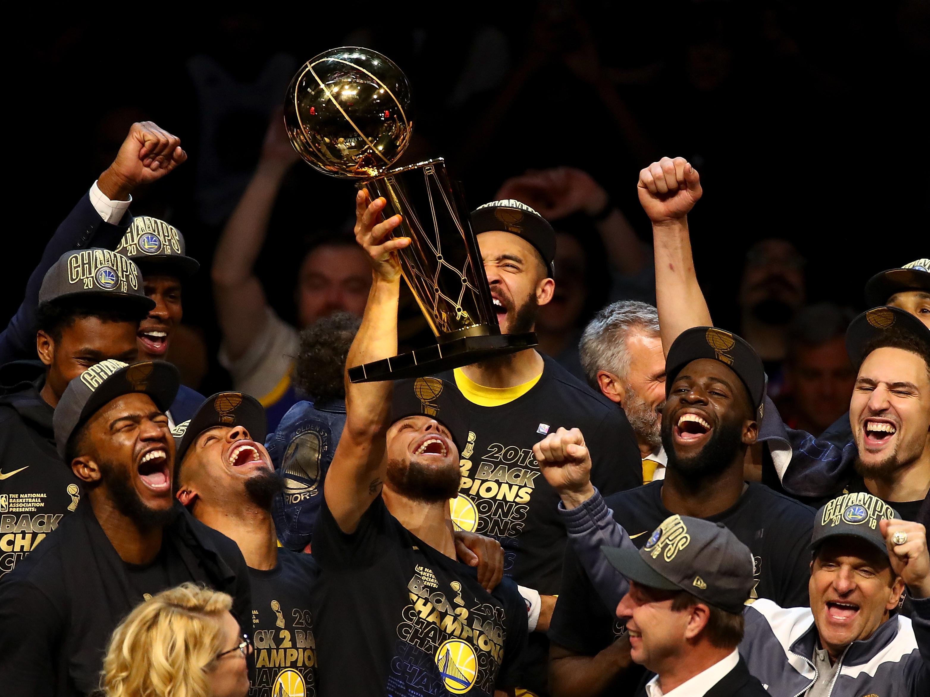 2018 NBA Finals – Game Four