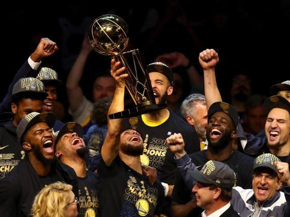 2018 NBA Finals – Game Four