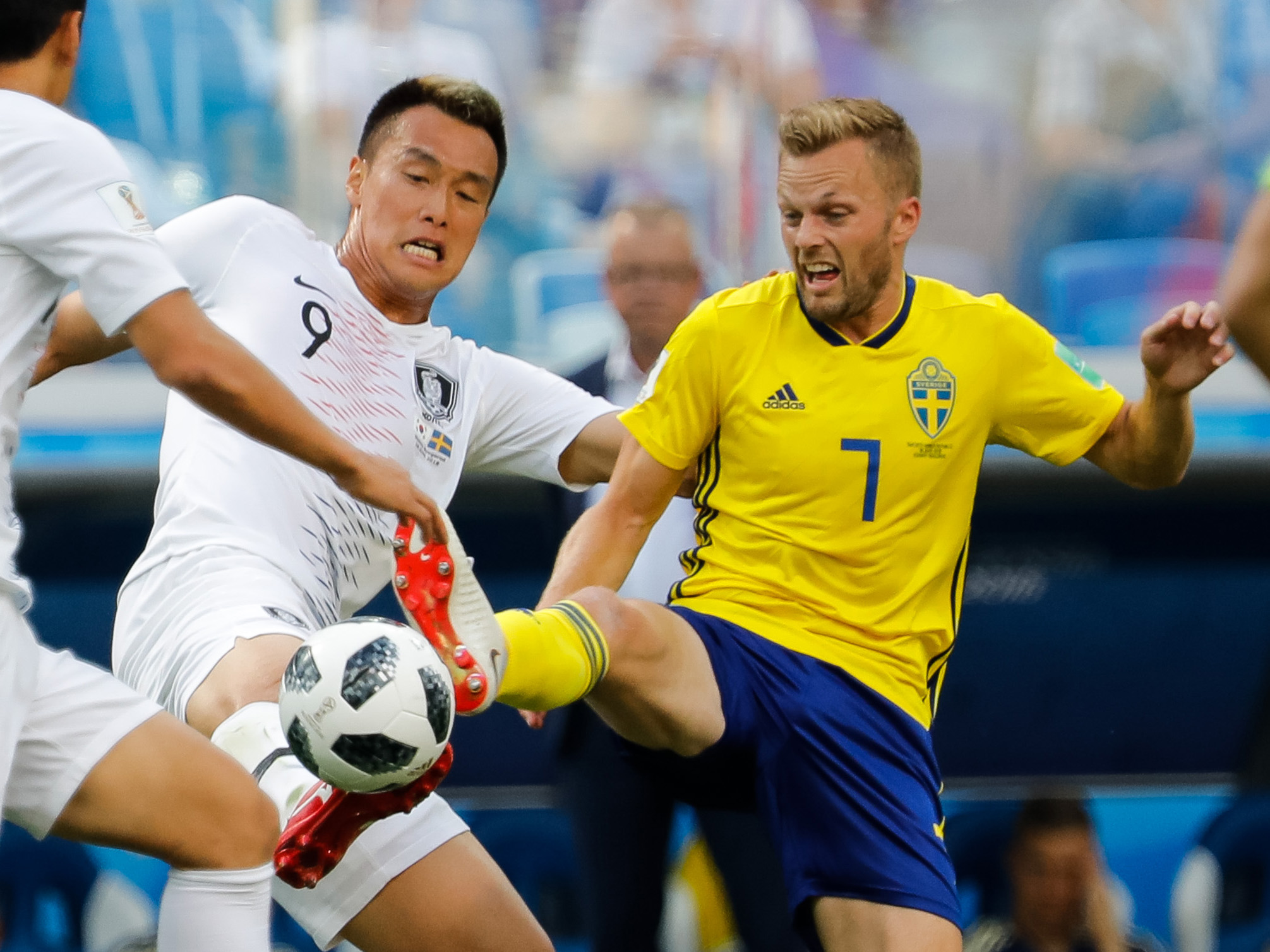 Sweden v Korea Republic: Group F – 2018 FIFA World Cup Russia