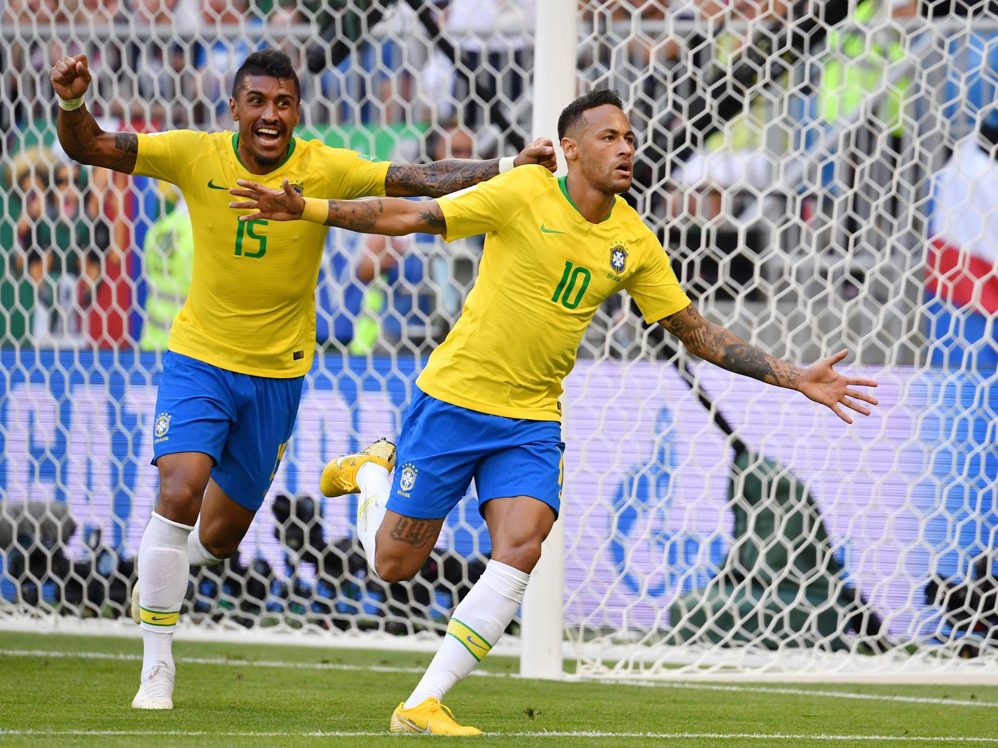 Brazil v Mexico: Round of 16 – 2018 FIFA World Cup Russia