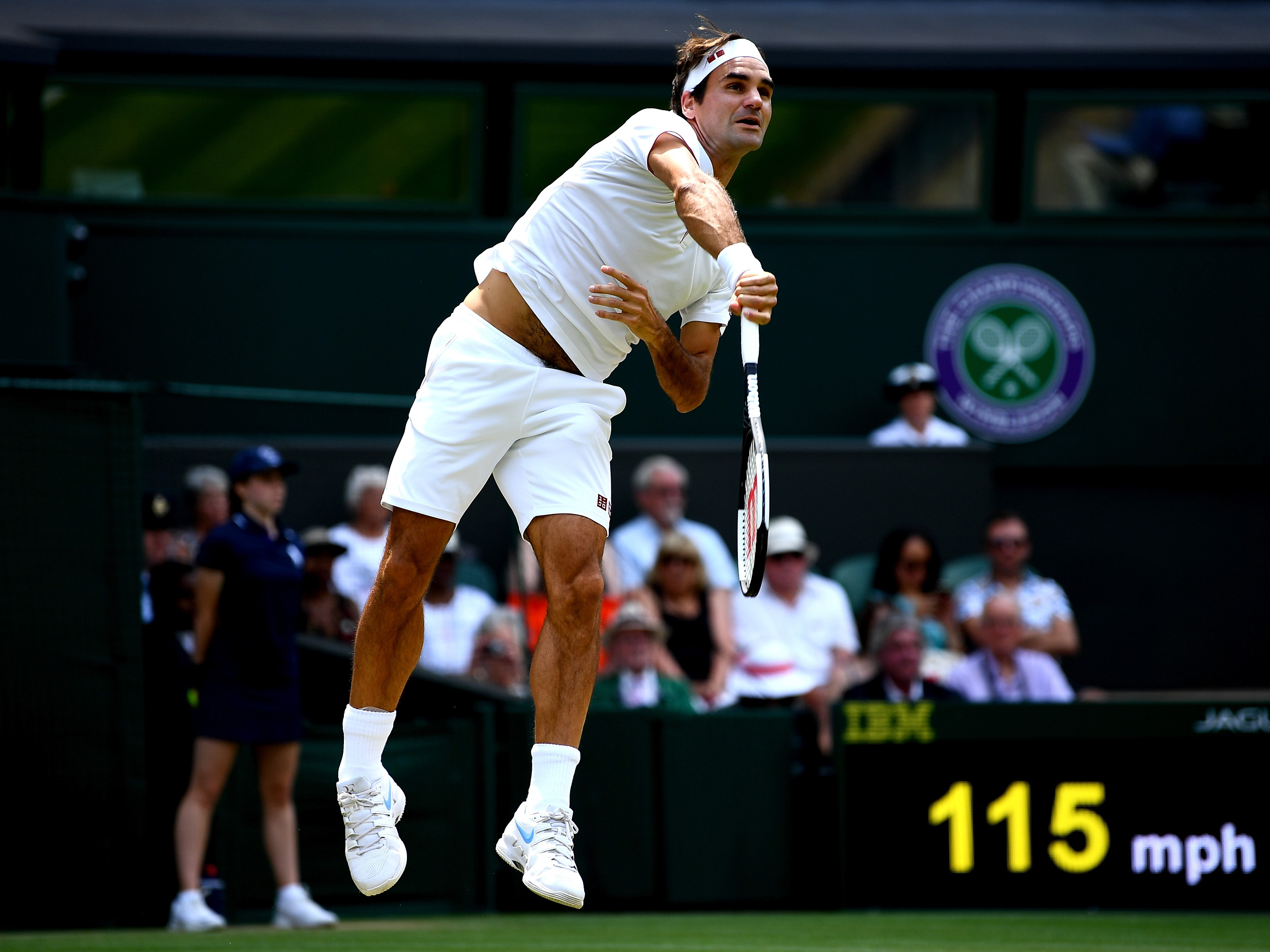Day Seven: The Championships – Wimbledon 2018
