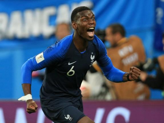 France v Belgium: Semi Final – 2018 FIFA World Cup Russia