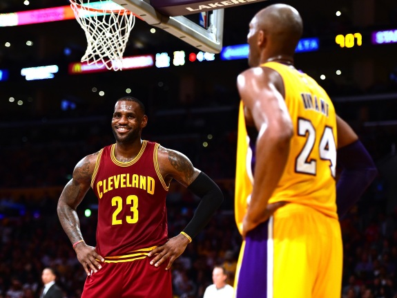 a698bbbdb LeBron May Already Be The Greatest Laker Of All-Time