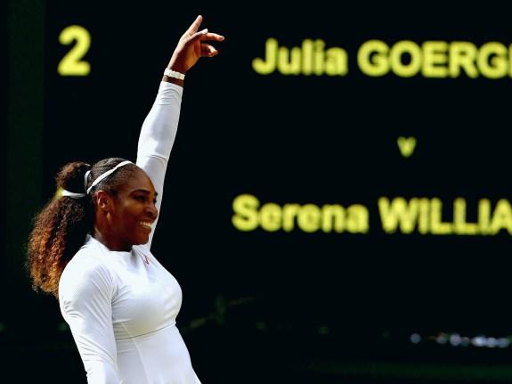 Day Ten: The Championships – Wimbledon 2018
