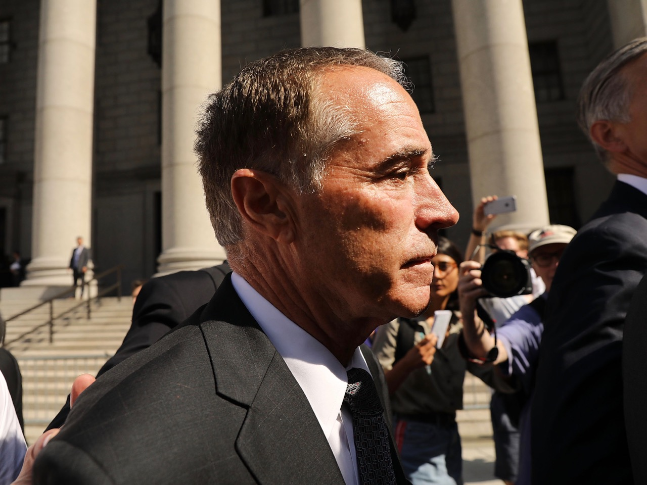 Rep. Chris Collins (R-NY) Arrested On Insider Trading Charges