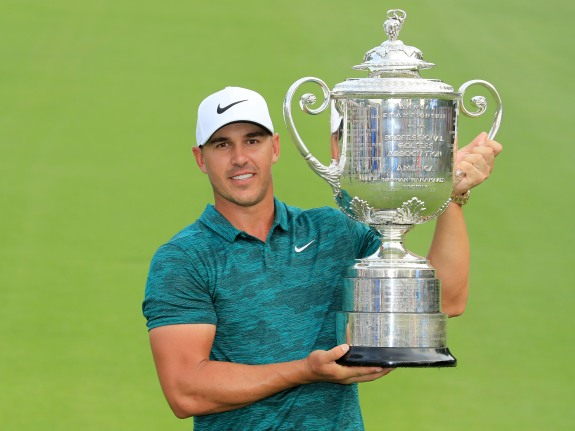All Brooks Koepka Does Is Win Majors