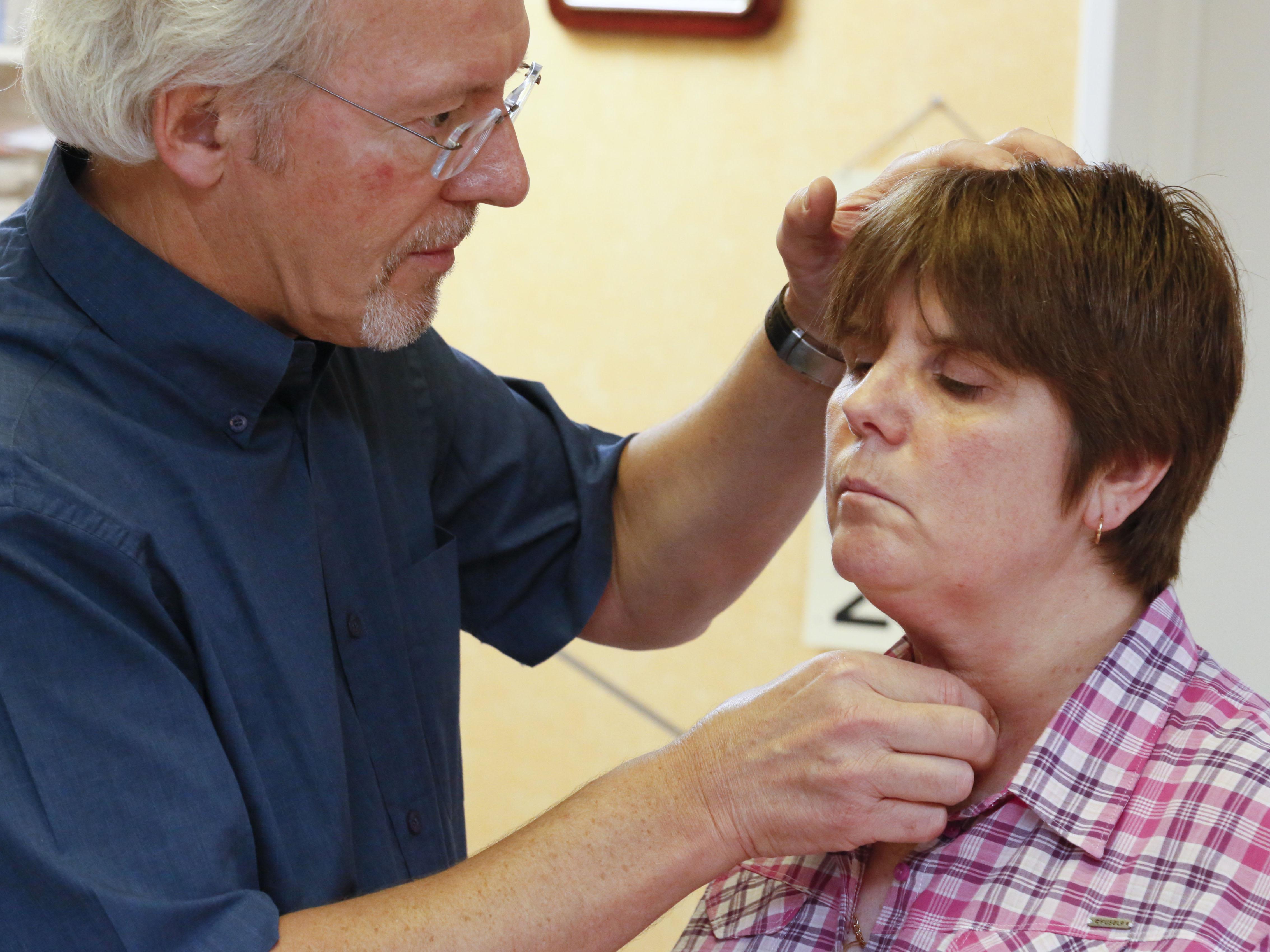 Thyroid Gland Woman