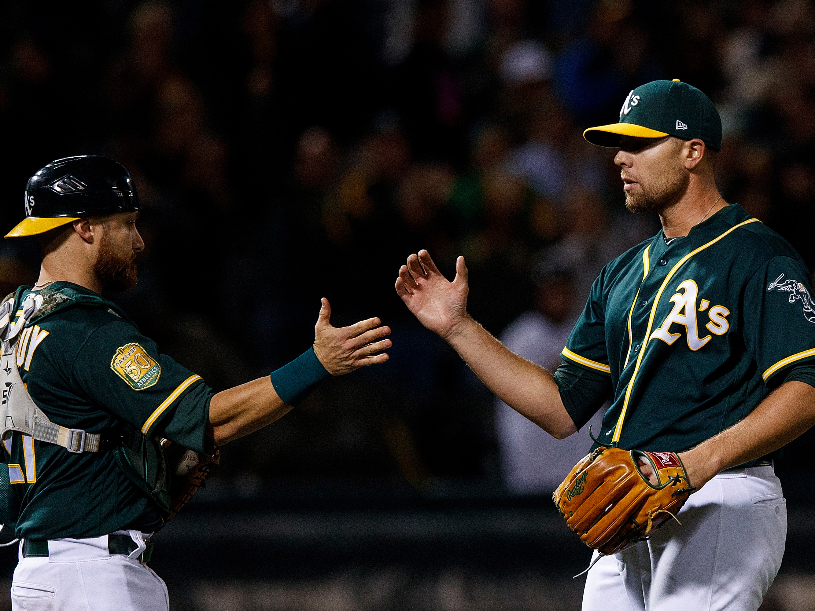 5c941f9e The A's Changed Baseball Once. They May Be Changing It Again ...