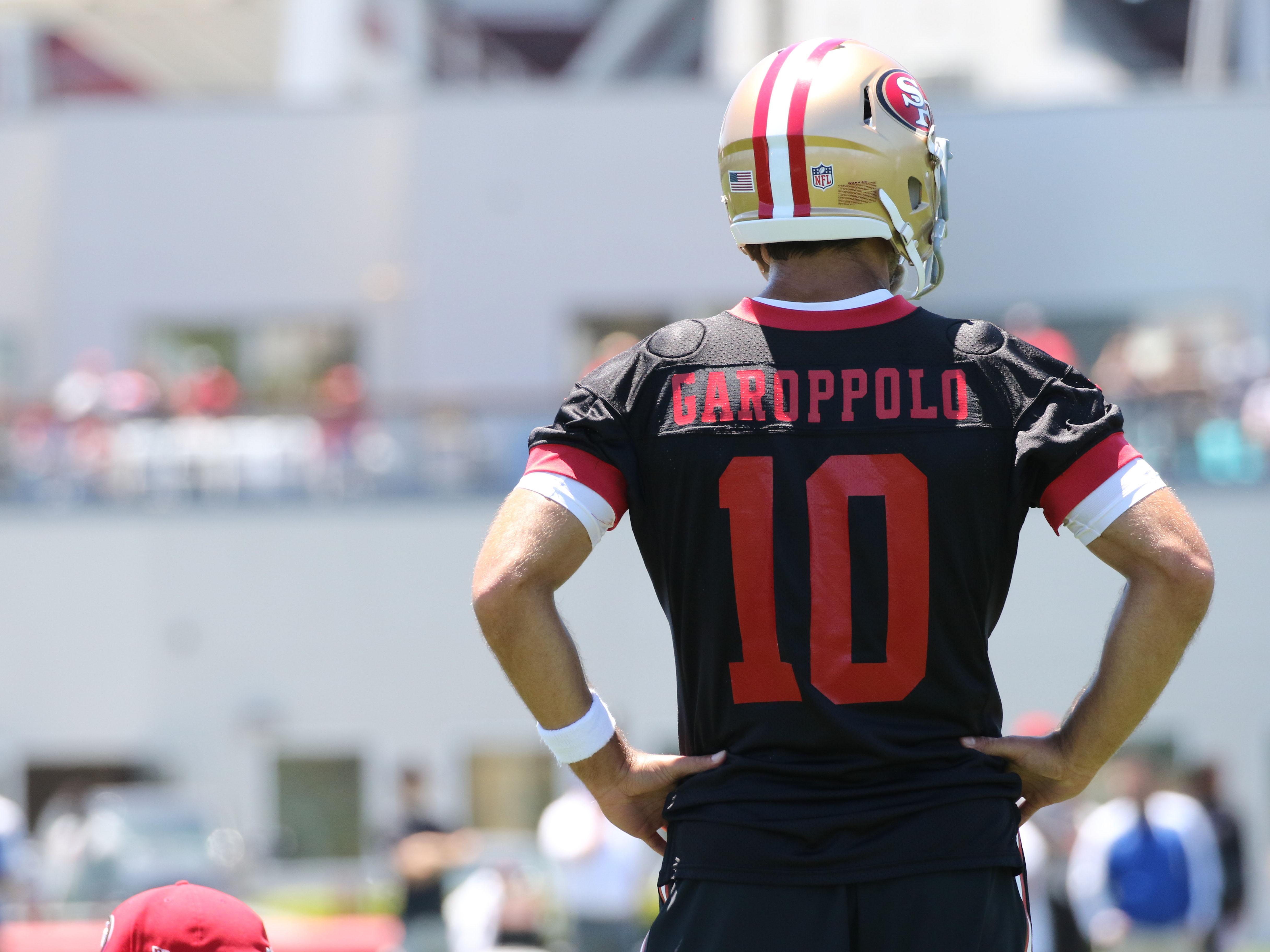 NFL: JUN 12 49ers Minicamp