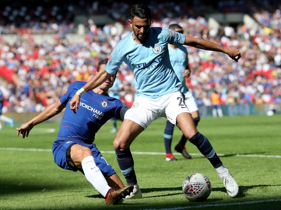 Manchester City v Chelsea – FA Community Shield