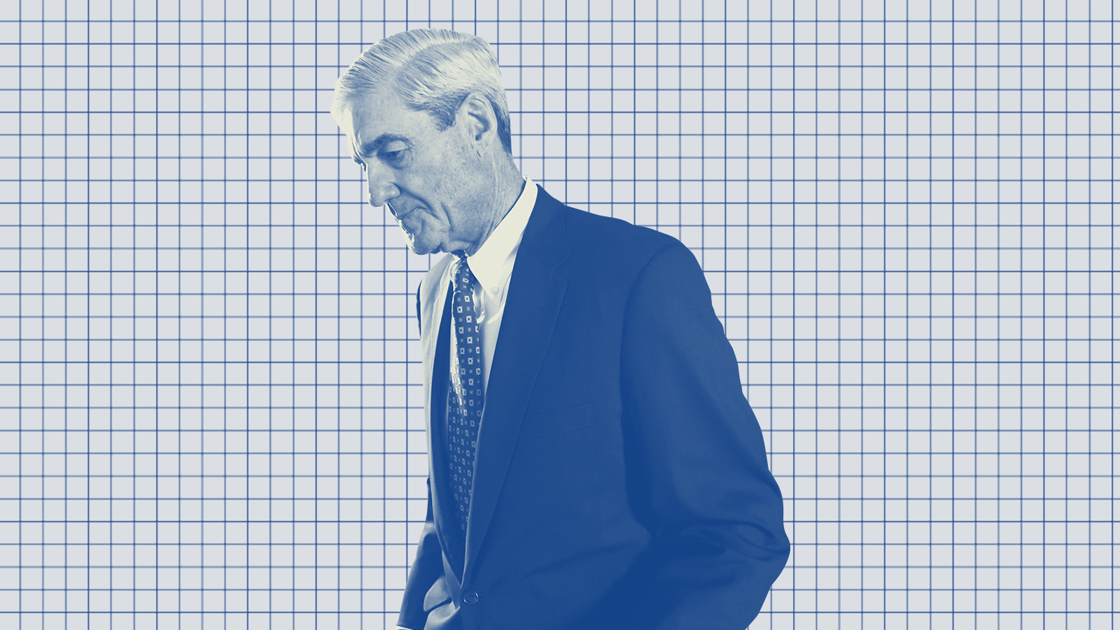 Trump's Approval Rating Is Down. Mueller's Is Up. Is There A Connection?