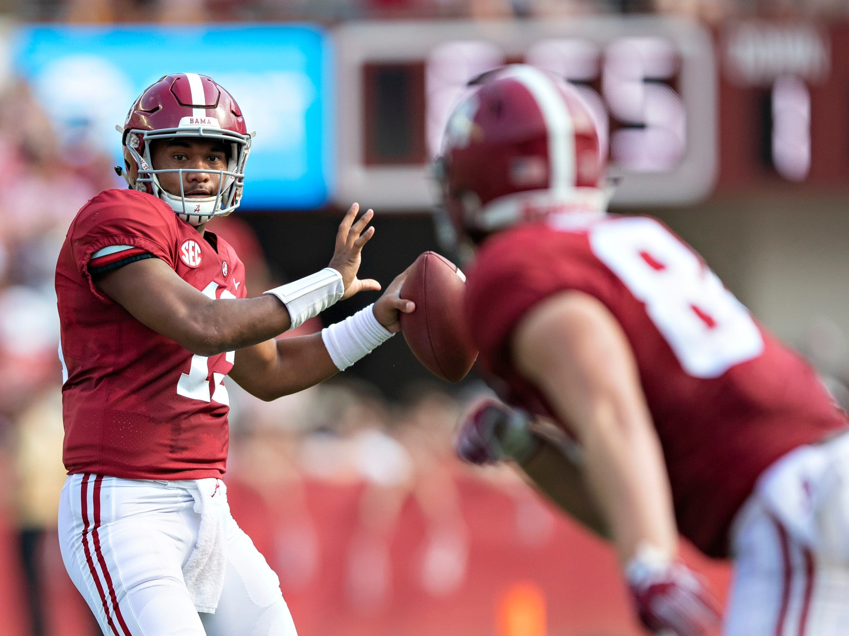 Alabama S Offense Is Now As Terrifying As Its Defense Fivethirtyeight