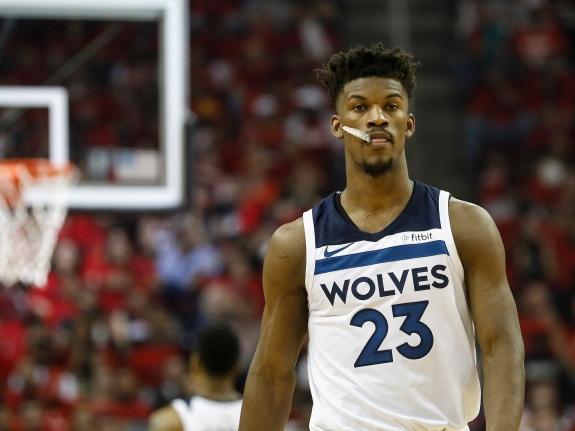 Minnesota Timberwolves v Houston Rockets – Game Five