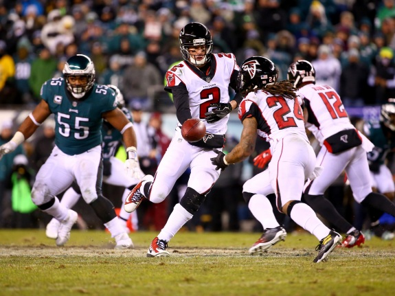 Divisional Round – Atlanta Falcons v Philadelphia Eagles