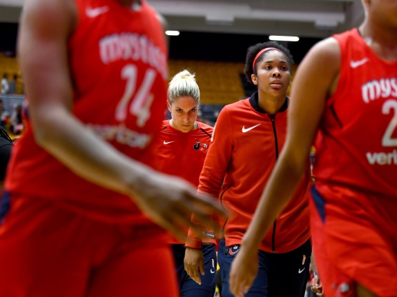 WNBA Conference Finals Game 3: Washington Mystics vs Atlanta Dream
