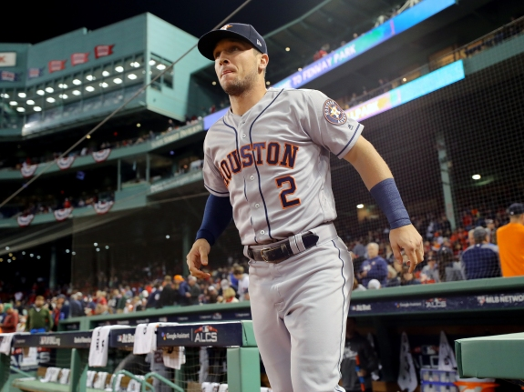 American League Championship Series Game 2: Houston Astros v. Boston Red Sox