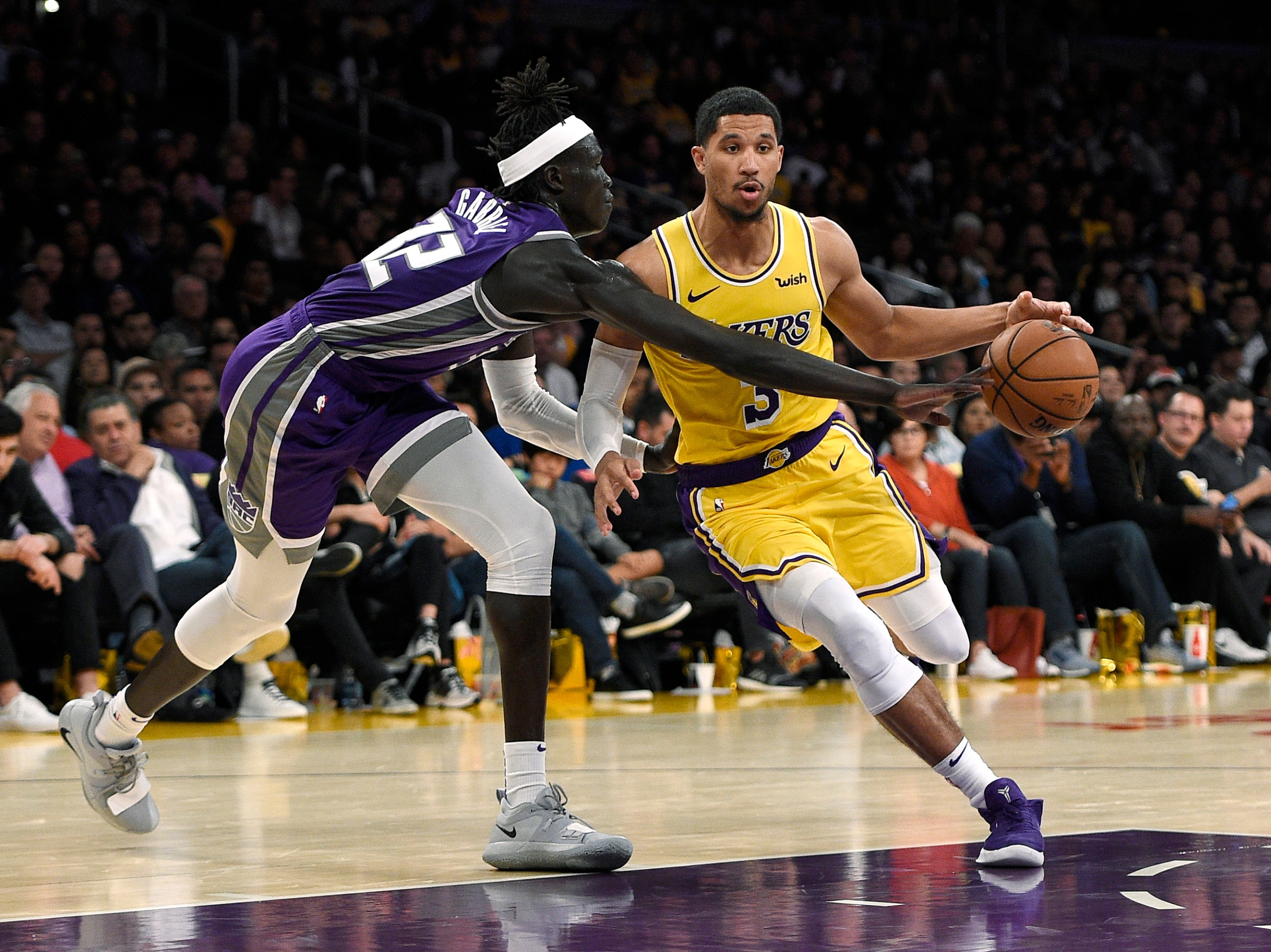 b4374ee33aa1 Why Josh Hart May Be LeBron s Most Valuable Teammate