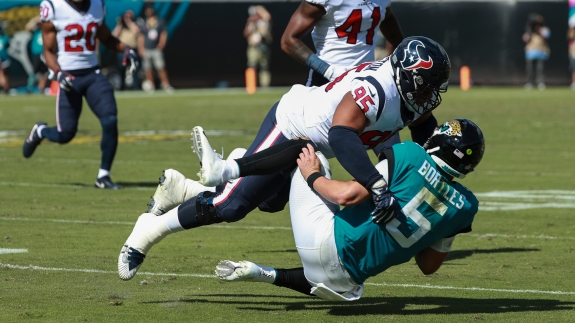 e76b42d7 The Jaguars' Defense Isn't Playing Well Enough To Win With Bortles ...