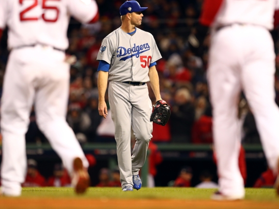 World Series – Los Angeles Dodgers v Boston Red Sox – Game Two