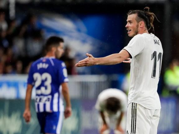Deportivo Alaves v Real Madrid – La Liga Santander