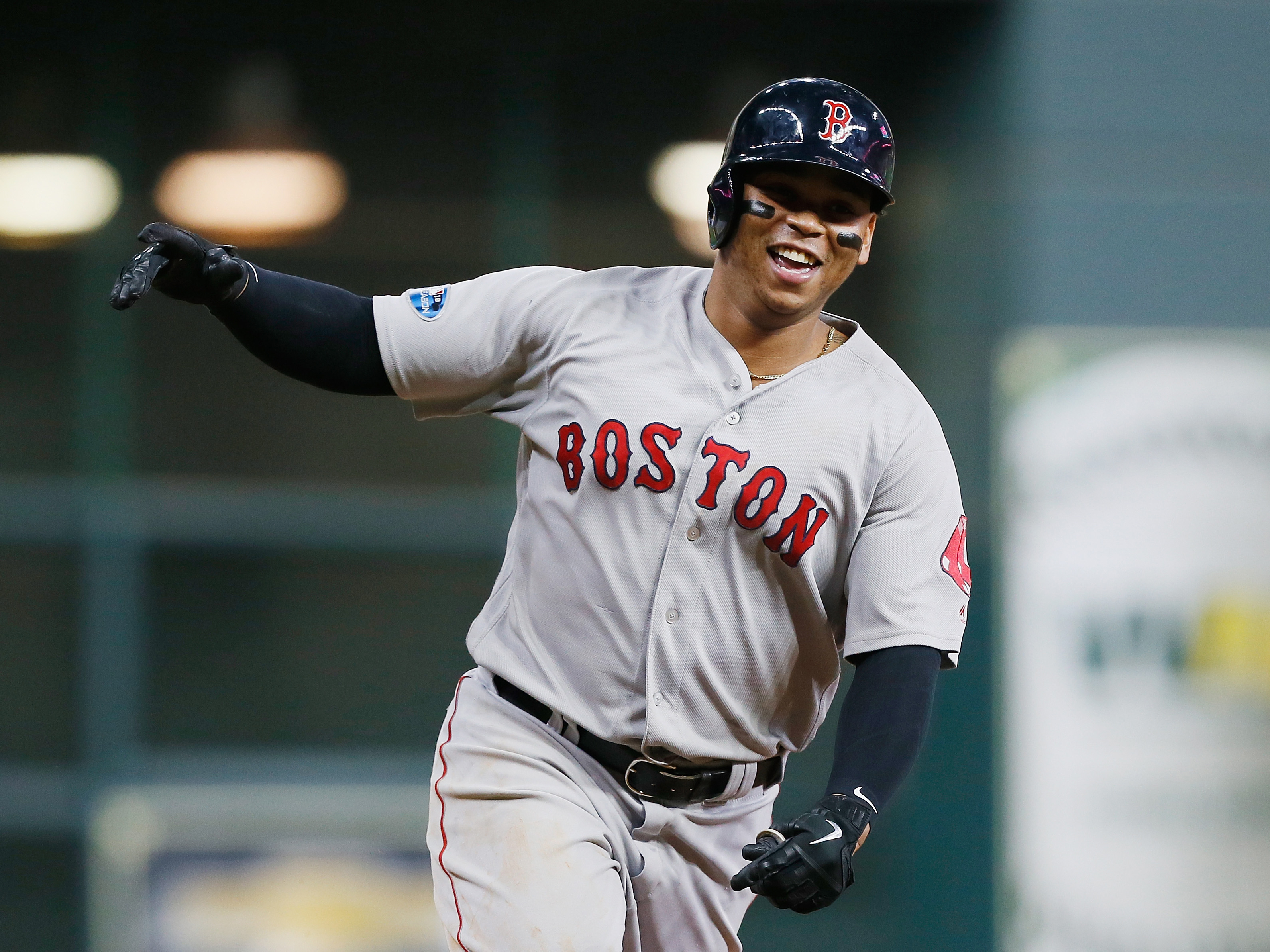 League Championship Series – Boston Red Sox v Houston Astros – Game Five