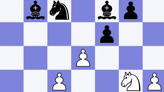 It Was Finally Fabiano Caruana's Turn To Survive At The