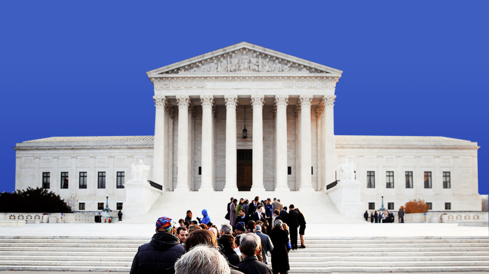 Why A Fringe Idea About The Supreme Court Is Taking Over The Left