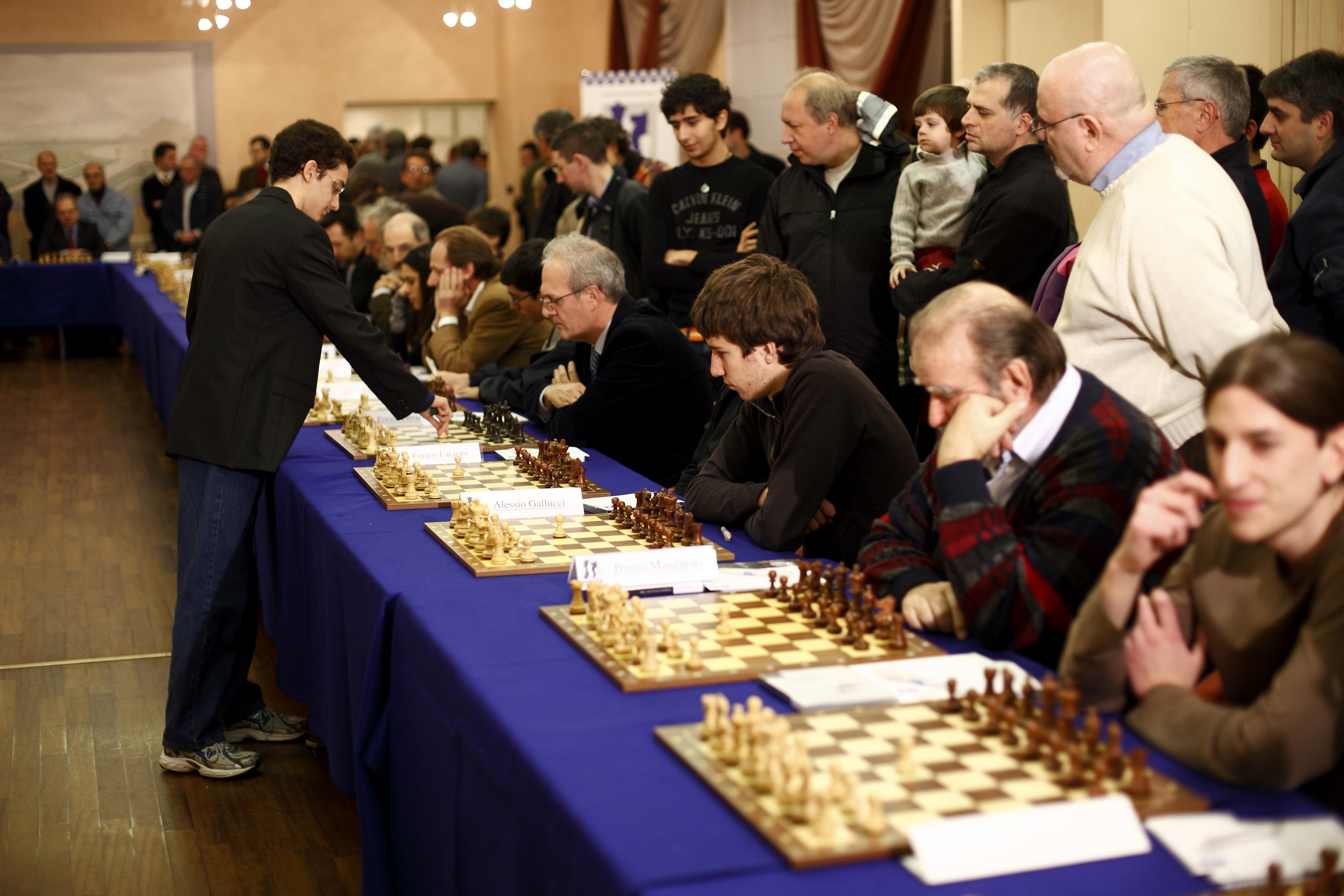The American Grandmaster Who Could Become World Champion