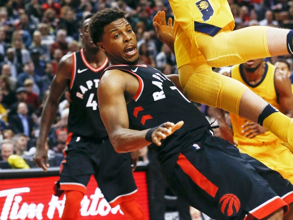 Toronto Raptors vs Indiana Pacers