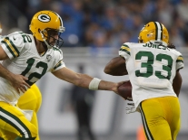 Green Bay Packers v Detroit Lions – NFL Football Game