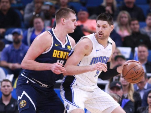 Denver Nuggets v Orlando Magic
