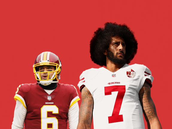 The Stats Say Washington Should Have Signed Colin Kaepernick (And ... 33e48bdc1