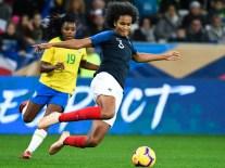 France v Brazil – International Women Match
