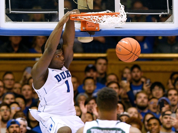 d268a6acf135 Zion Williamson Is The Best College Basketball Player In At Least A Decade