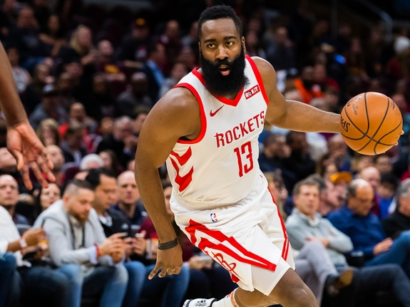 cce38755afc4 Will James Harden s Hot Streak Burn Him Out