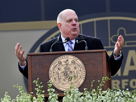 Second Inauguration for Maryland Governor Larry Hogan