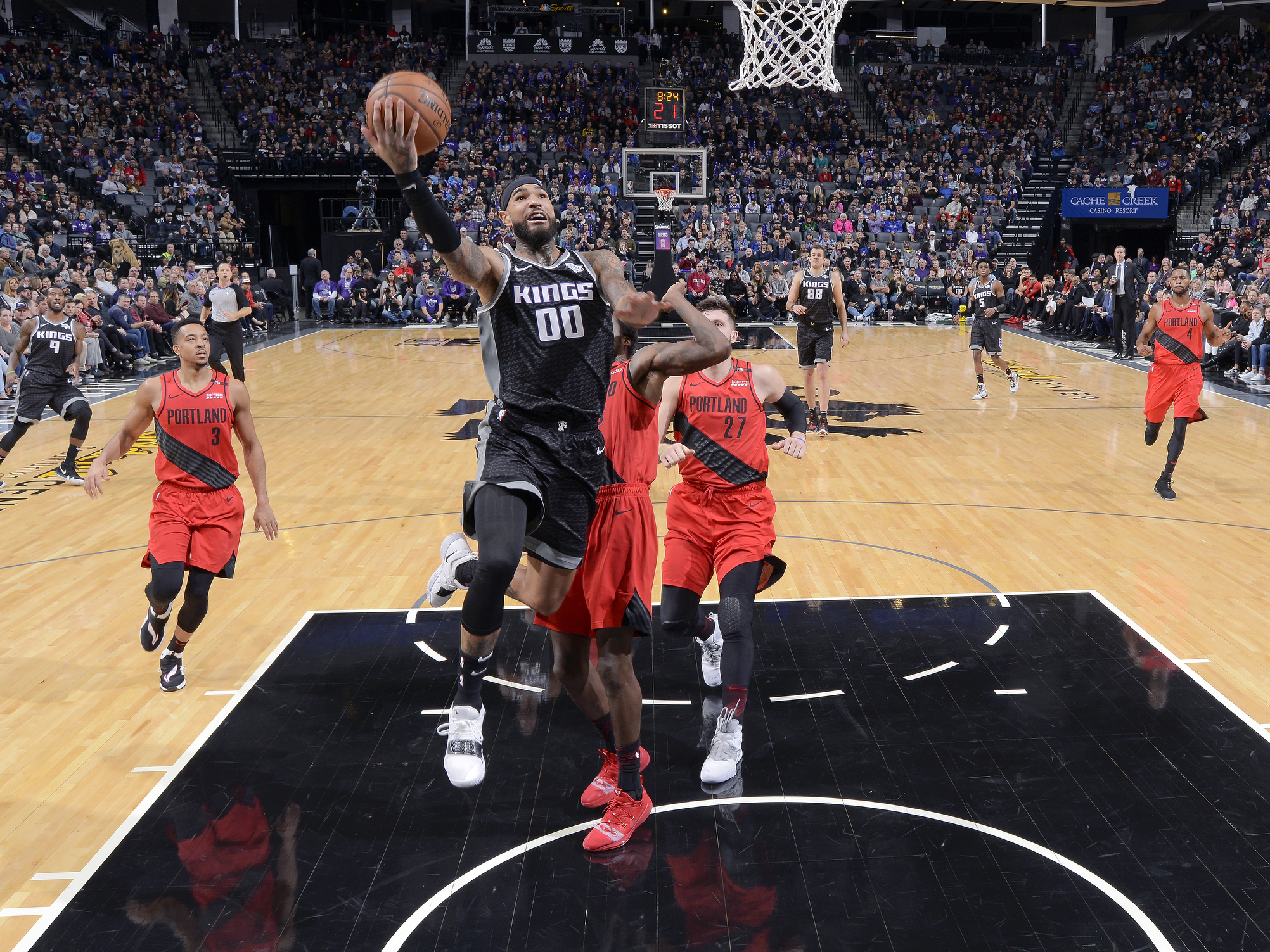 The Sacramento Kings Are Turning Their Games