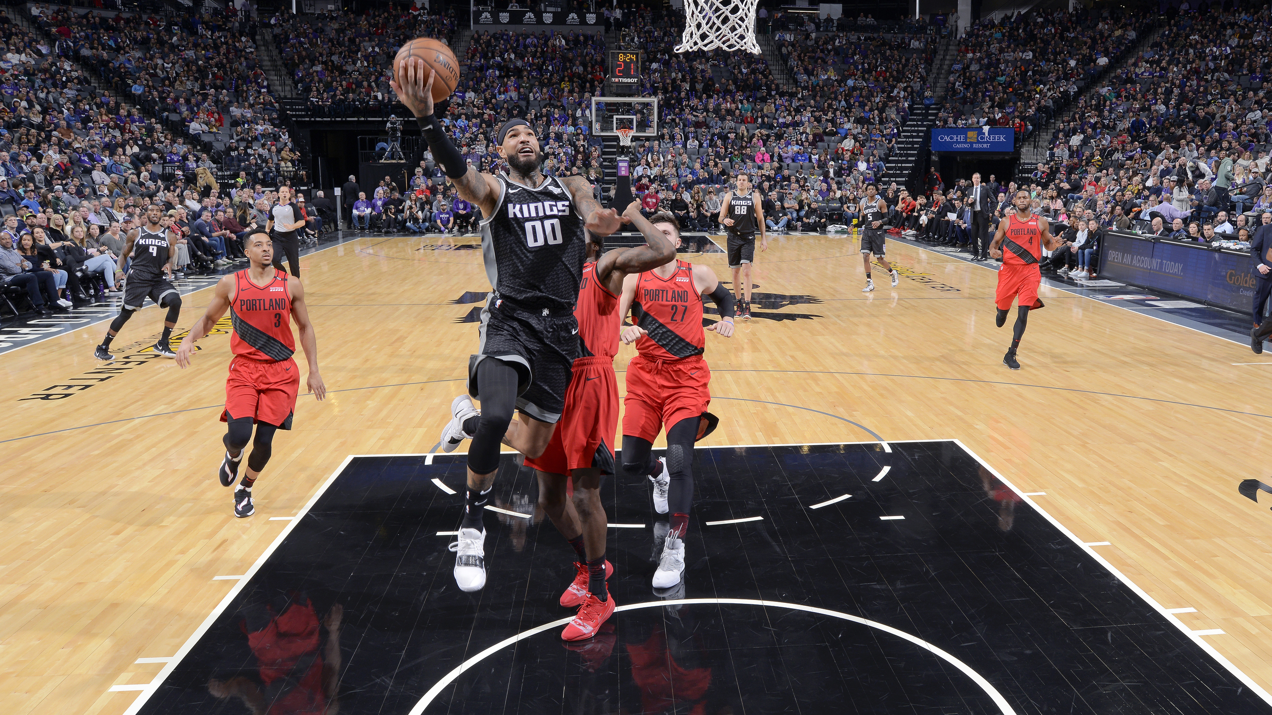 1515db3acacb The Sacramento Kings Are Turning Their Games Into Track Meets ...