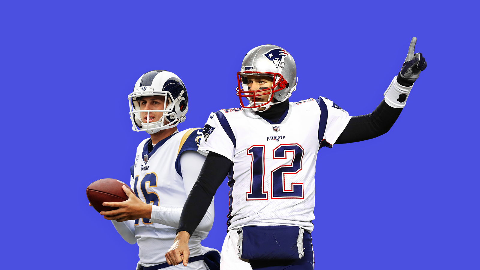 The Rams And Patriots Have Reversed Roles Since Their First Super Bowl  Meeting 01c051ba1