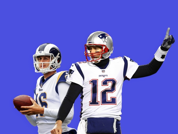 The Rams And Patriots Have Reversed Roles Since Their First Super Bowl  Meeting b82fb0c3a