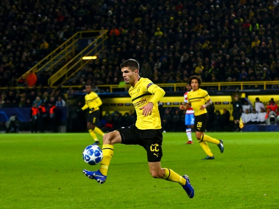 Borussia Dortmund v Club Brugge – UEFA Champions League Group A