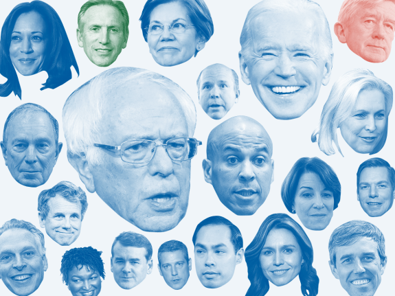 What The Potential 2020 Candidates Are Doing And Saying, Vol. 7