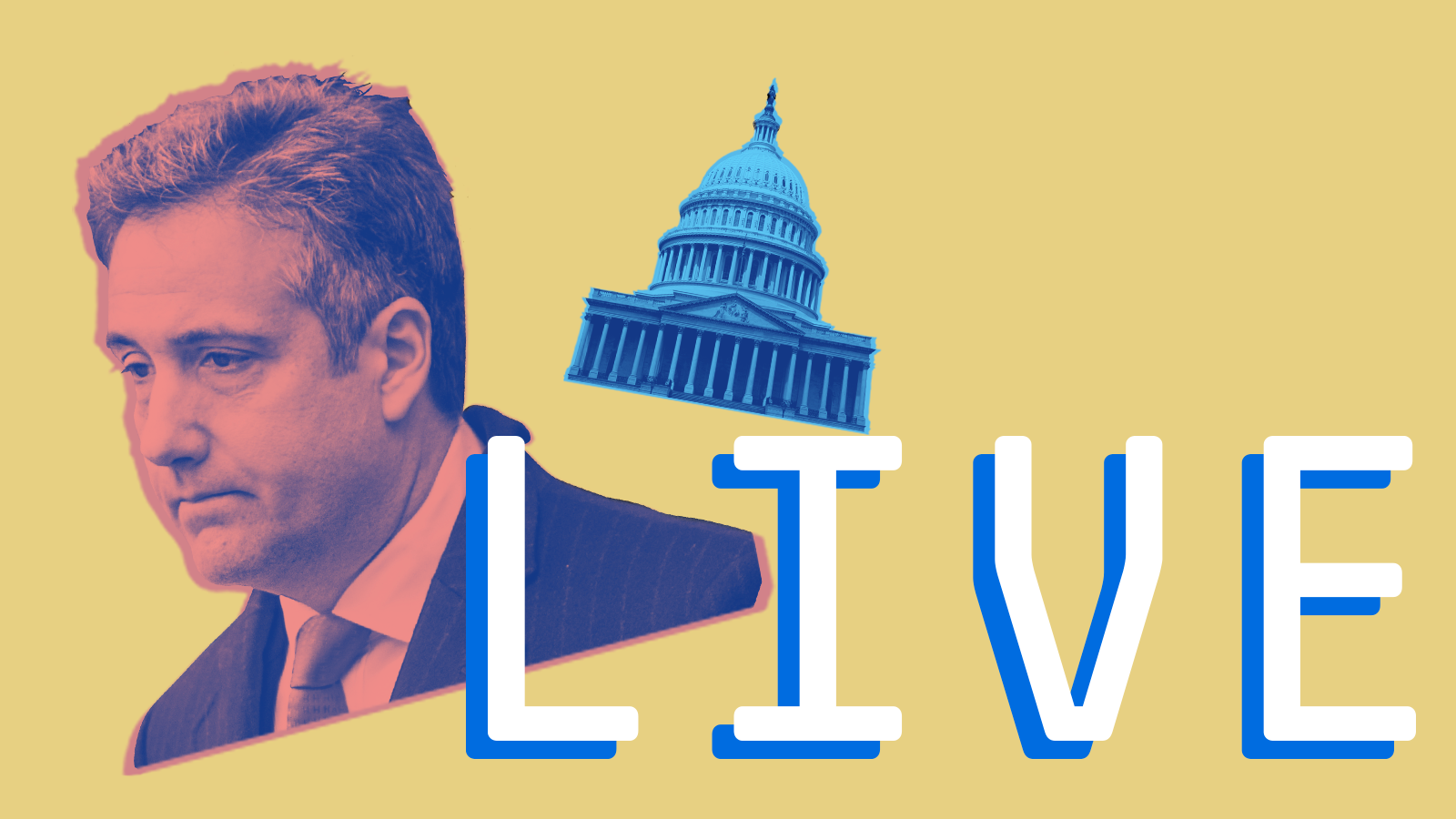 Michael Cohen House Testimony: Live Coverage thumbnail