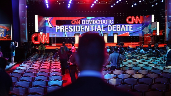 The DNC's Debate Rules Won't Make The 2020 Primaries Any Less Chaotic