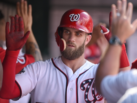 Bryce Harper May Already Be Past His Prime