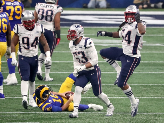 Super Bowl LIII – New England Patriots v Los Angeles Rams