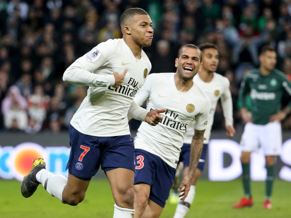 AS Saint-Etienne v Paris Saint-Germain – Ligue 1