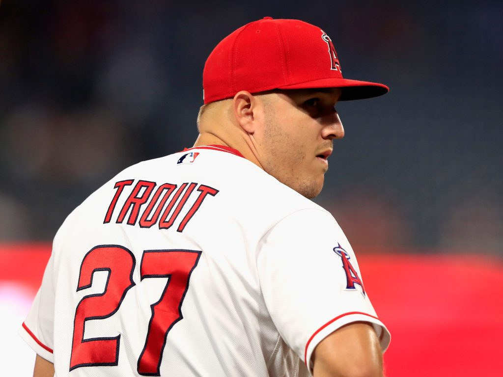 Mike Trout Should Have Won A Playoff Game By Now