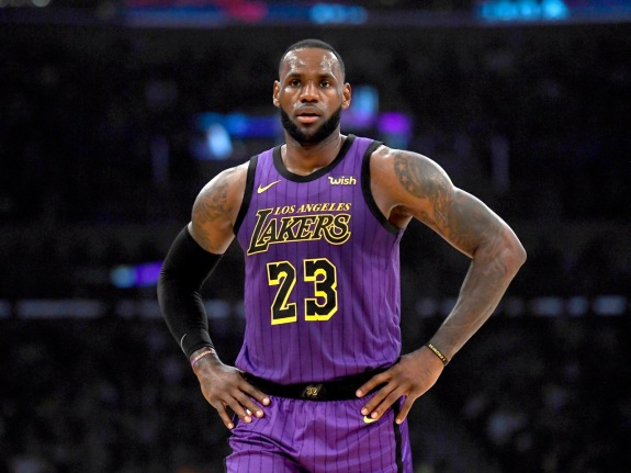 ac2d96e75a61 LeBron And The Lakers Have Hit A Low Point