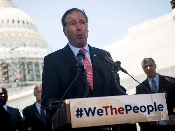 Senate Democrats Unveil New #WeThePeople Legislative Package